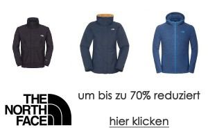 Produktbild von The North Face -80% Rabatt