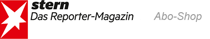 stern - Das Reporter-Magazin Logo