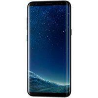 Produktbild von Samsung Galaxy S8 Smartphone mit 64 GB interner Speicher schwarz