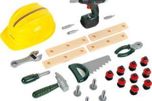 Bild von klein Bosch Handwerker-Set