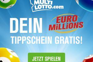 Produktbild von Euromillions MEGA JACKPOT – SPIELE 10 – ZAHLE NUR 5