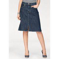 Produktbild von Levi's® Jeansrock A Midi Skirt, Midilänge in A Linien Form