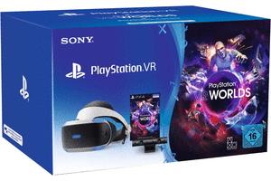 Produktbild von Sony PlayStation VR V2 + PlayStation Kamera + PlayStation VR Worlds