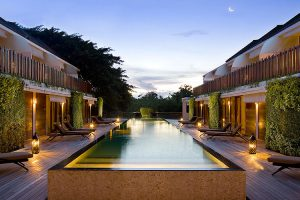 Bild von Luxusaufenthalt auf Bali: 66% Rabatt im 5 Sterne Kupu Kupu Jimbaran Beach Club & Spa Hotel!
