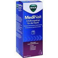 Produktbild von WICK MediNait Erkältungssaft 180 ml