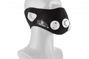 Bild von Breathor Breathing Mask Altitude Training