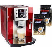 Produktbild von De'Longhi Kaffeevollautomat Perfecta ESAM 5400.R, leises Kegelmahlwerk rot