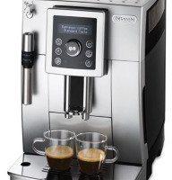 Produktbild von DeLonghi ECAM 23.420 SB Kaffeevollautomat silber schwarz