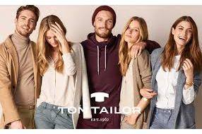 Bild von TOM TAILOR AUSVERKAUF: 70% Rabatt im Sale für Sie & Ihn