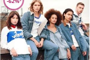 Produktbild von Wrangler – Coole Styles für Sie & Ihn bis zu 62% reduziert