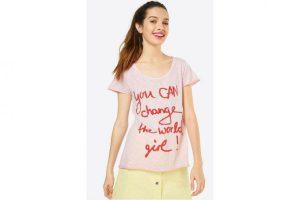 Produktbild von Rich & Royal T-Shirt rosa