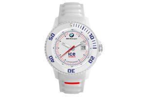 Produktbild von Ice-Watch Quarzuhr BMW Motorsport, Big, Silikonarmband weiß