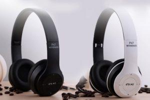 Produktbild von Bluetooth-Over-Ear-Kopfhörer