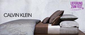 online store 86025 56ec4 Calvin Klein Home Sale – Bettwäsche, Decken, Handtücher & Co ...