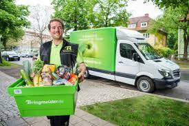 Bild von Lebensmittel Onlineverkauf direkt zu dir nach Hause