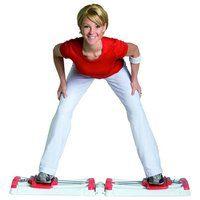 Bild von Stamm Bodyfit Multitrainer, inkl. Workout DVD, Leg Sensation weiß