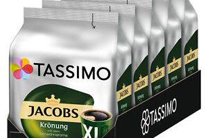 Produktbild von Kaffee von Jacobs, Senseo und Tassimo bis zu 60% Rabatt