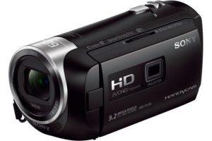 Bild von Sony HDR-PJ410B Camcorder mit integriertem Projektor