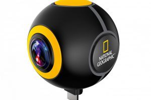 Produktbild von National Geographic Actioncam »HD 1024P 720° Android Action Camera Spy«