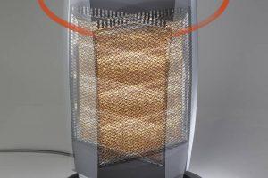 Produktbild von Halogen-Heizgerät – Preisbrecher-Set 7-teilig