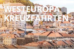 Produktbild von Europa Kreuzfahrten für 2 Personen ab 710€ Gesamtpreis