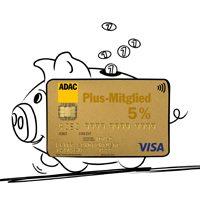 Produktbild von ADAC Kreditkarte GOLD: jetzt 1 Jahr kostenlos inkl. Tank- und Mietwagenrabatt sowie Reiseversicherung (ohne Mindestlaufzeit und jederzeit kündbar)