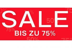 Produktbild von GROSSER SALE bei Deichmann – Bis zu 75% Rabatt!