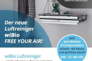 Produktbild von Gratis Katalog + Gratis Beratung für den neuen Luftreiniger