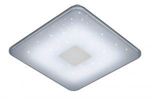 Produktbild von Trio LED-Deckenleuchte, Glas mit Effekt