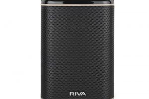 Bild von Riva Arena Streaming-Client mit eingebauten Lautsprechern schwarz