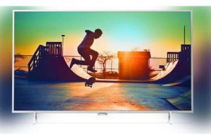 Bild von Philips Ambilight 32PFS6402/12 Fernseher 80 cm (32 Zoll) LED Smart TV (Full HD, Pixel Plus HD; Android TV, Triple Tuner, Cloud Gaming) [Energieklasse A]