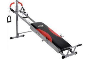 Produktbild von Christopeit Total Exerciser TE 1 Trainingsbank