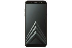 Produktbild von Samsung Galaxy A6 (2018) Duos A600FN/DS schwarz