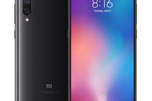 Bild von Xiaomi Mi 9 128GB Smartphone schwarz