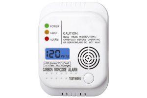 """Bild von Kohlenmonoxid (CO) Warnmelder """"RM370"""" mit LCD Display – 10% extra Rabatt und versandkostenfrei mit Code WDR10"""