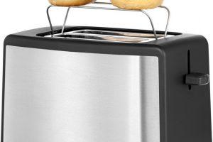Produktbild von WMF Toaster Edition, für 2 Scheiben, 800 W, silberfarben