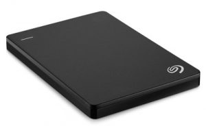 Produktbild von Seagate Backup Plus Portable Slim USB3.0 – 2TB 2.5Zoll schwarz