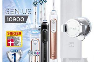 Produktbild von Bis zu 50% reduziert: Elektrische Zahnbürsten und Aufsteckbürsten von Oral-B