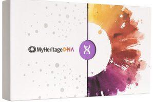 Produktbild von MyHeritage DNA-Test-Kit – Genetischer Herkunfts- und Ethnizitätstest