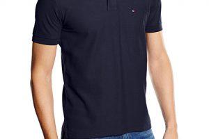 Produktbild von Tommy Hilfiger Poloshirt ab 34,90€ statt 79,90€ (versch. Farben und Größen verfügbar!)
