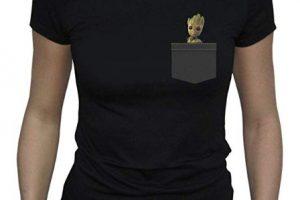 Produktbild von Baby Groot Shirt