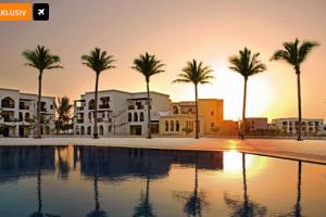 Produktbild von Orient-Träume & Wüstenzauber im Oman – Rundreise mit Baden in Salalah – inkl. Flügen, Transfers, Bergtour, Wüstensafari & Extras = 1399€