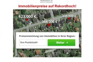Bild von Weisst Du, für wie viel Geld Du deine Immobilie verkaufen kannst? Erhalte jetzt deine KOSTENLOSE Verkaufsempfehlung vom passenden Makler