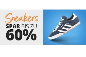 Produktbild von Mega Sneaker Sale! Bis zu 60% Rabatt auf Marken wie adidas, Nike, asics, Converse, Brave Soul uvm.!