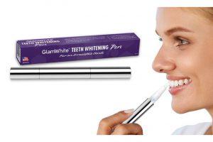 Produktbild von Glamwhite Zahnaufhellungsstift für Zuhause und unterwegs