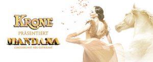Bild von Circus Krone Mandana Show – Tickets für ganz Deutschland mit 50% Rabatt