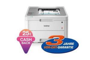 Bild von Brother HL-L3210CW LED-Farblaserdrucker + 25€ Cashback!
