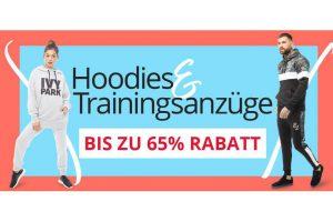 Produktbild von Hoodies und Trainingsanzüge bis zu 65% reduziert – Levi's, adidas, Jack&Jones, Umbro, Under Armour uvm!