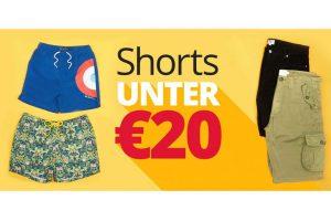 Produktbild von Shorts bis zu 80% reduziert – adidas, Reebok, Henleys, French Connection, Kangaroo uvm!