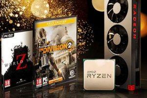 Bild von 2 Spiele GRATIS beim Kauf ausgewählter AMD-Produkte